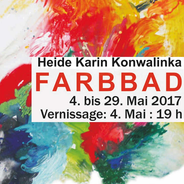Plakat Karin Konwaliknka