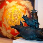 kunstmesse2015_Eröffnung Kunstmesse Weilheim Stadthalle 18062015_DSC5103