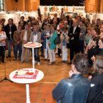 Eröffnung Kunstmesse Weilheim Stadthalle 18062015
