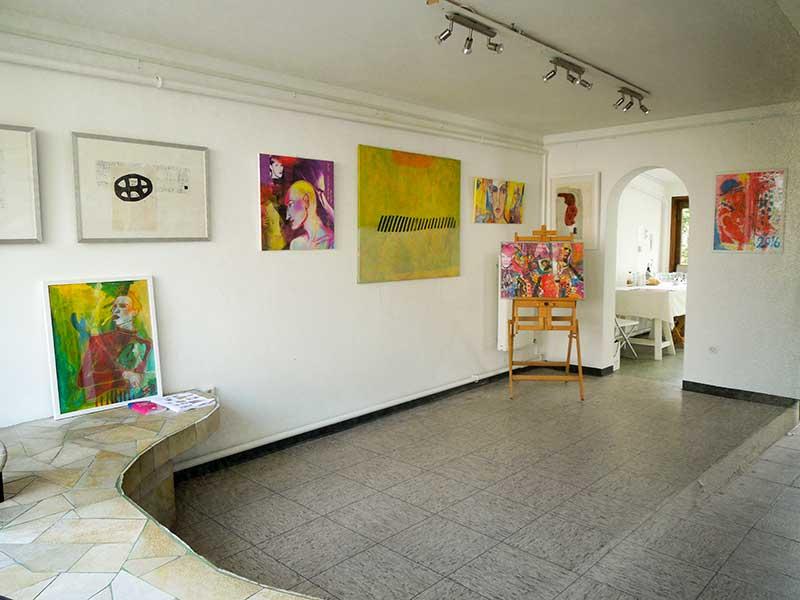 Weilheimer Ateliertage 2016