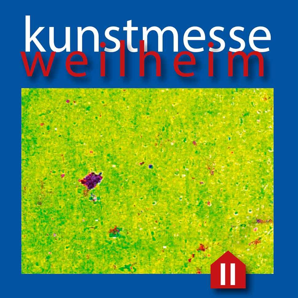 Logo Kunstmesse Weilheim 2017